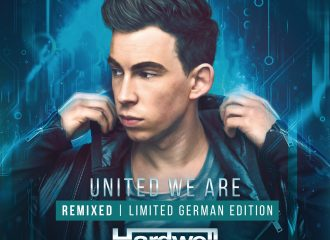 Hardwell United We Are Remixed