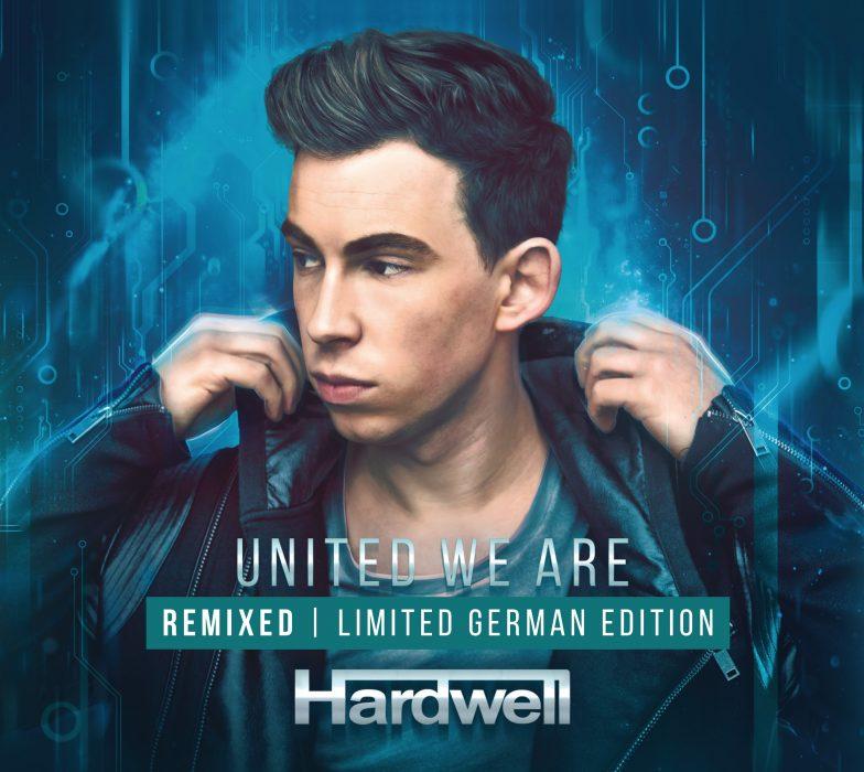 Hardwell United We Are Remixed