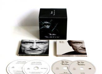 Phil-Collins face value both sides box rezension
