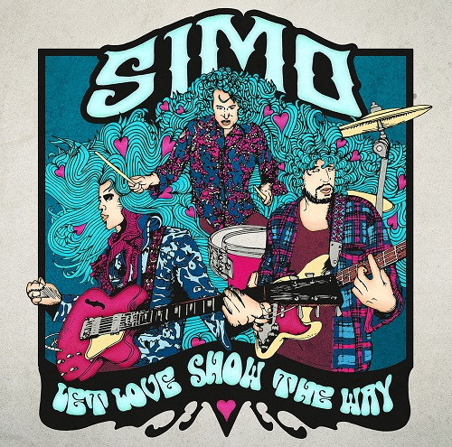 SIMO_Album Cover_Let love show the way