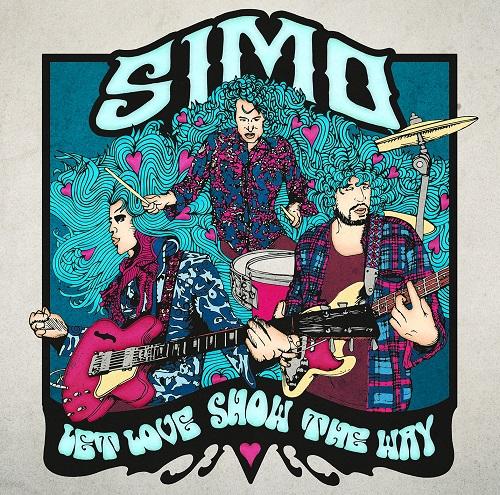 SIMO_Album Cover_Let love show the way