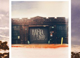 Factory Brains_Hard Labor_Albumcover