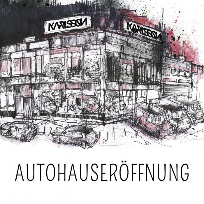 Karlsson Autohauseröffnung
