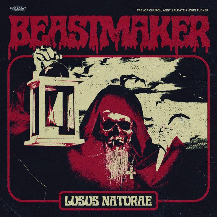 Beastmaker_Lusus Naturae_Albumcover