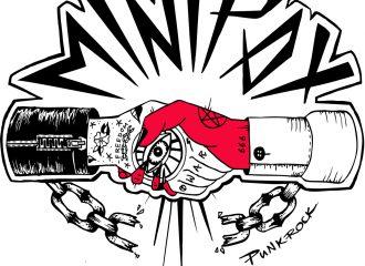 Minipax_1984_EP Cover