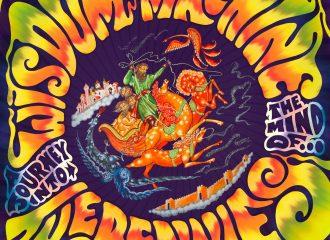 The Bennies_Wisdom Machine_Albumcover