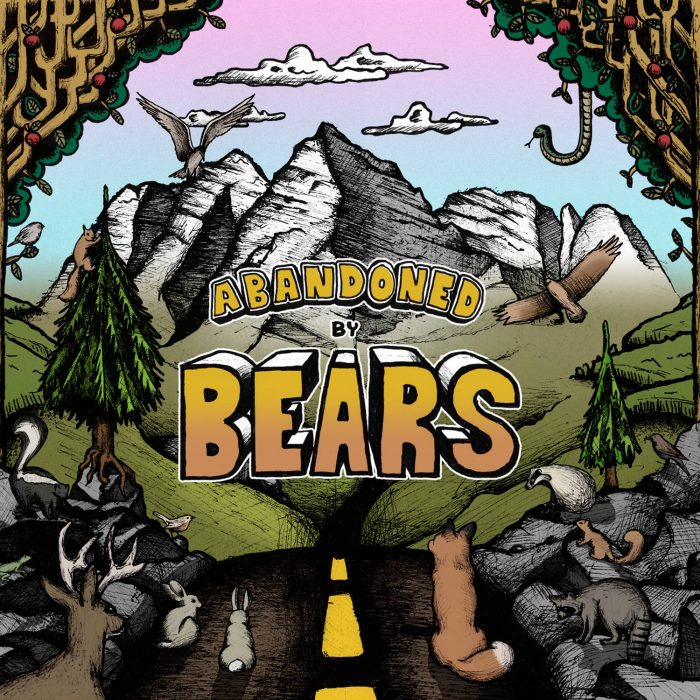 Abandoned By Bears_The Years Ahead_Albumcover