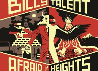 BillyTalent afraid of heights