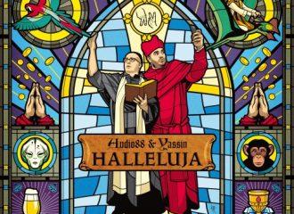 audio88 & yassin halleluja