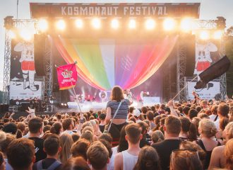 Kosmonaut Festival 2016 - Samstag - Photo: Stephan Flad