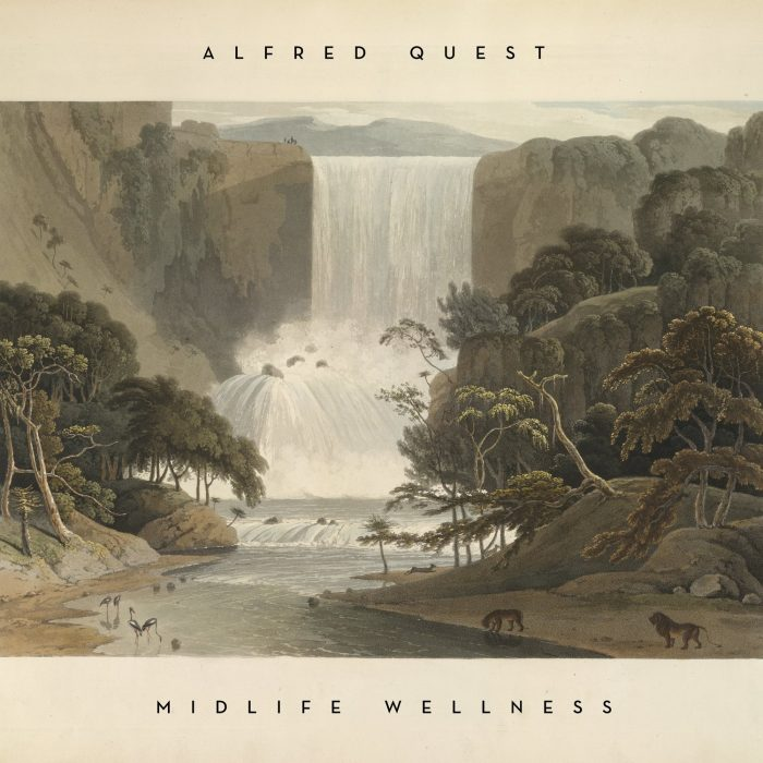 Alfred Quest_Midlife Wellness_Album Cover