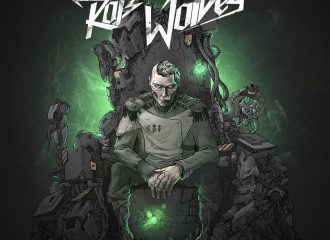 To The Rats And Wolves_Dethroned_Albumcover