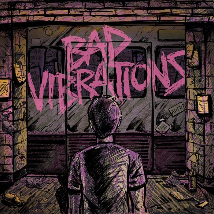 a day to remember bad vibrations