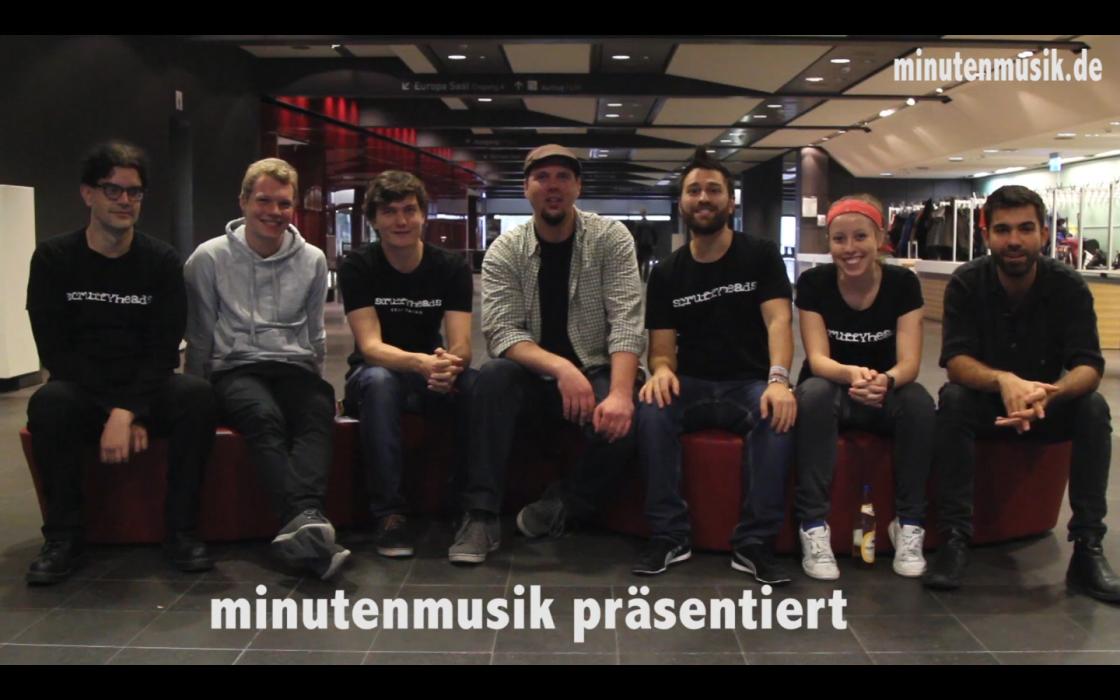Scruffyheads_Videointerview_Eurogress