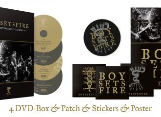 Boysetsfire - 20th Anniversary Live In Berlin Boxset