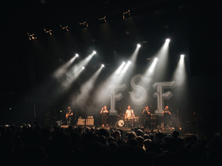 Feine Sahne Fischfilet, E-Werk Köln, 25.11.2016