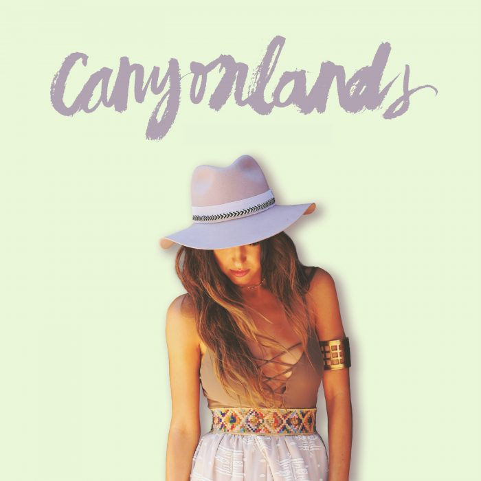 Kate Voegele Canyonlands