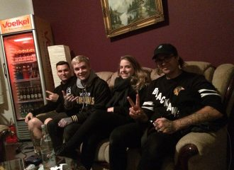 The Amity Affliction Interview