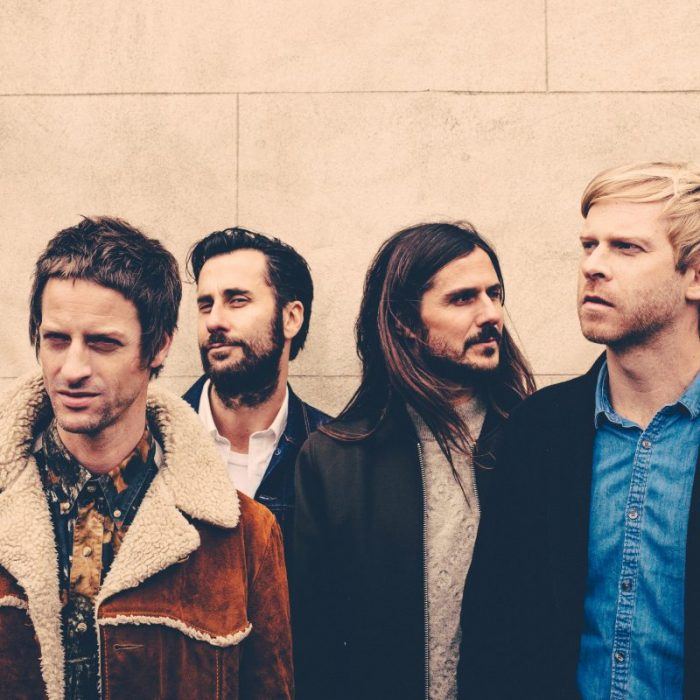The Temperance Movement / Shoreditch / Shot by Rob Blackham www.blackhamimages.com /Earache Records