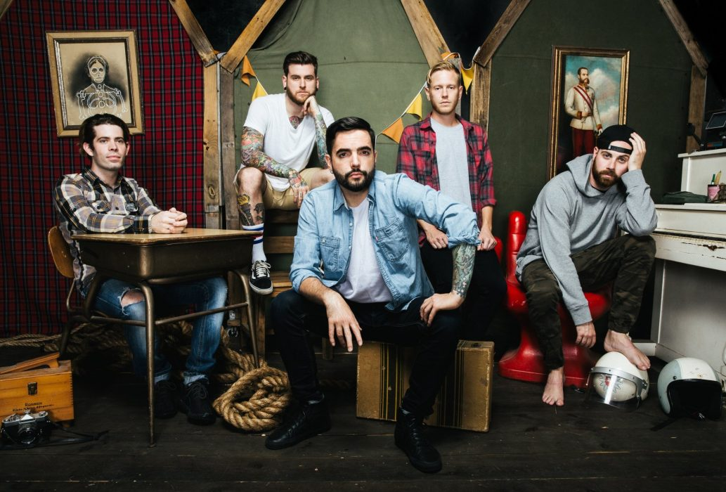 A Day To Remember Tour 2017