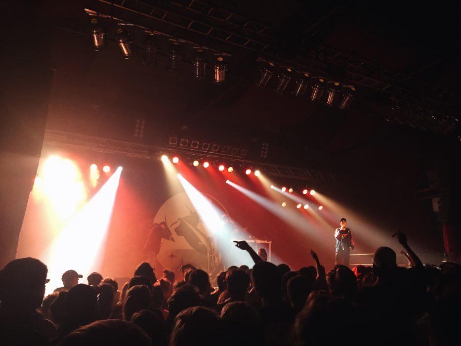LGoony, Live Music Hall Köln, 19.01.2017