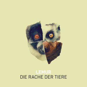 Lemur_Die Rache Der Tiere_Albumcover