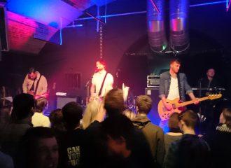 The Courteneers, Yuca Köln, 12.12.2016