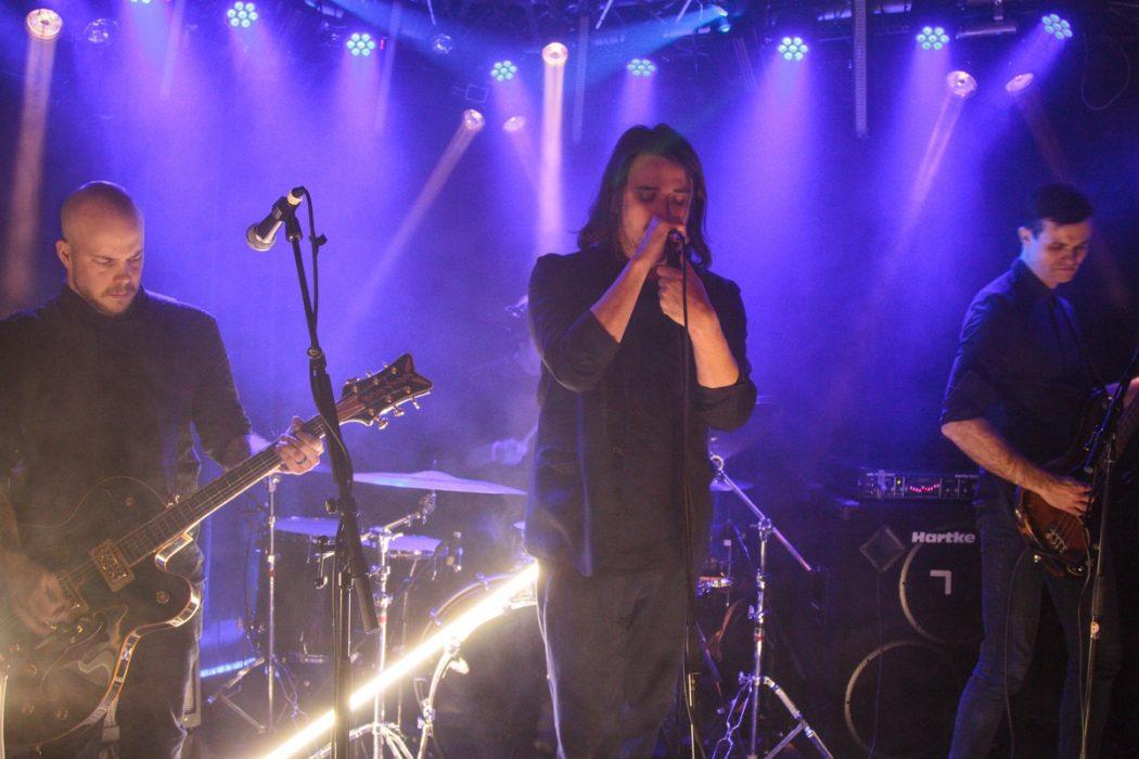 A Projection_Klubb Nalen_Stockholm_Live
