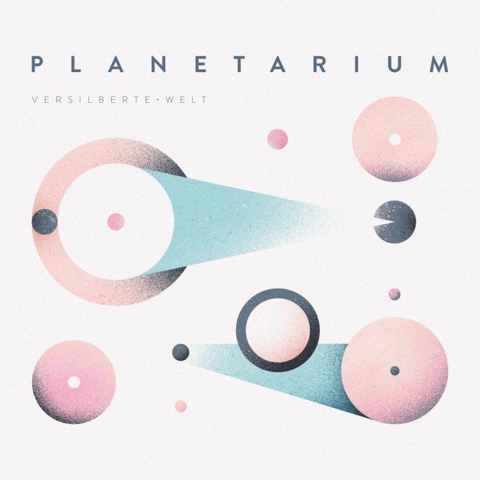EP Cover_Planetarium_Versilberte Welt