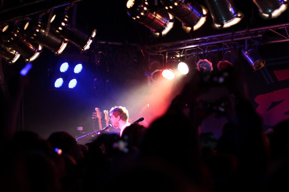 Busted Konzert, Underground Köln