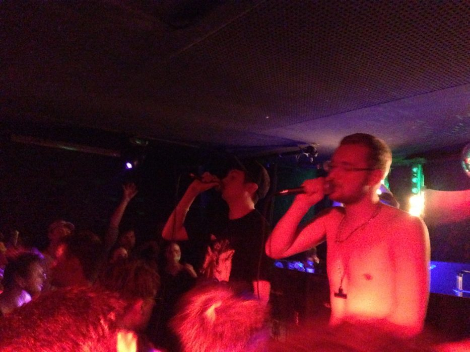 Juicy Gay, Veedel Club Köln, 21.04.2017