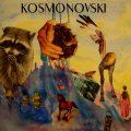 Kosmonovski Augen zu und Furcht