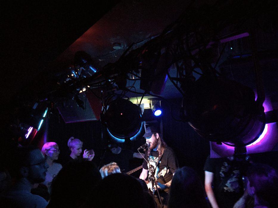 Sorority Noise, Tsunami Club Koeln, 22.05.2017