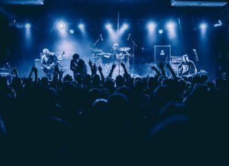 Black Peaks live 2017