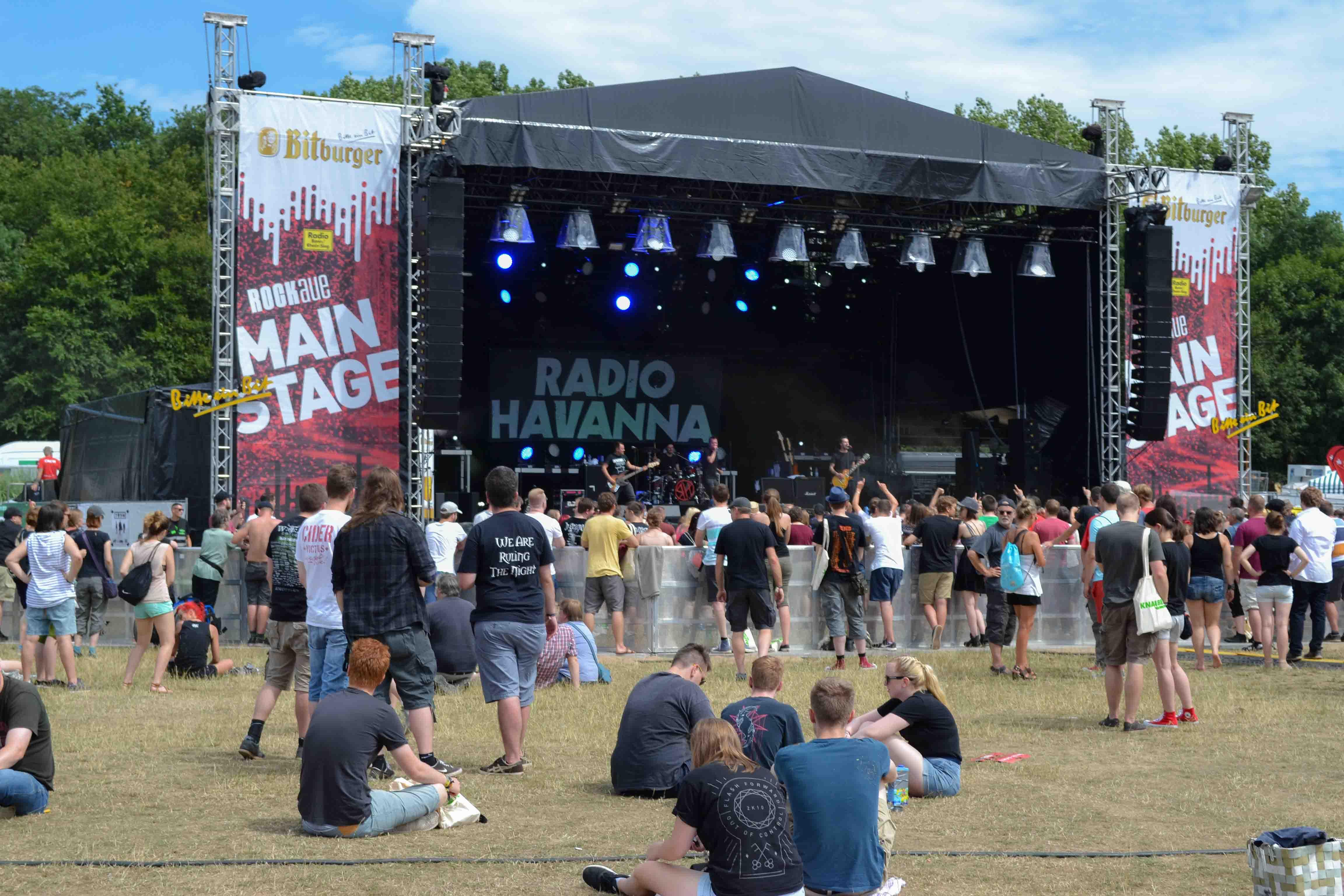 Radio Havanna, Rockaue
