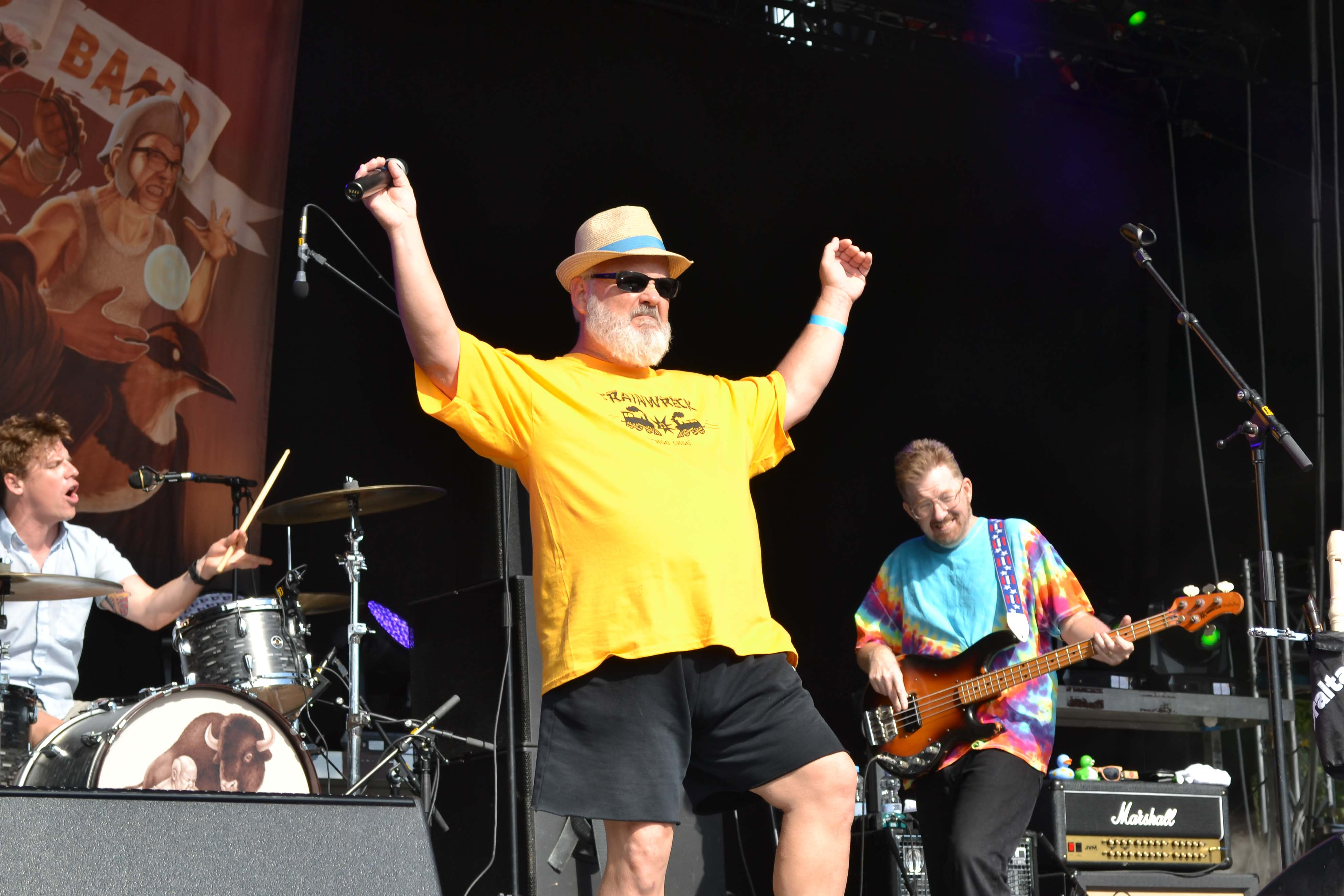 Kyle Gass Band, Rockaue