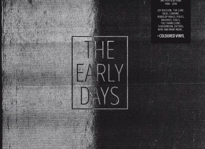 TheEarlyDays_Cover