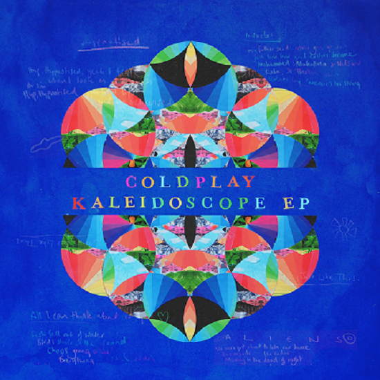Coldplay_Kaleidoscope