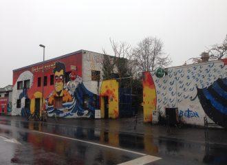 Underground Köln wird abgerissen