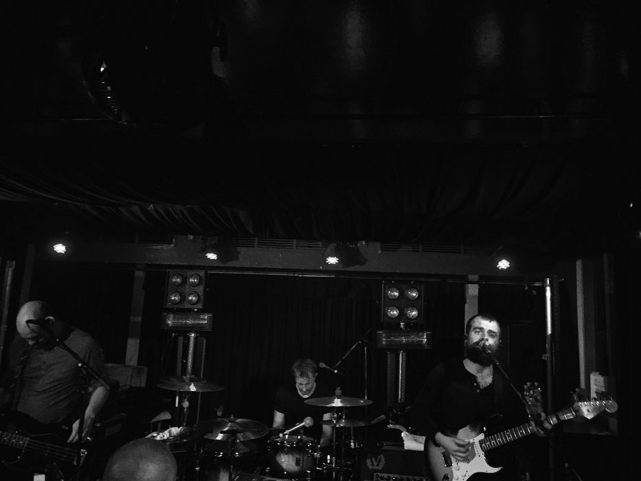 Arcane Roots, Blue Shell Koeln, 22.09.2017