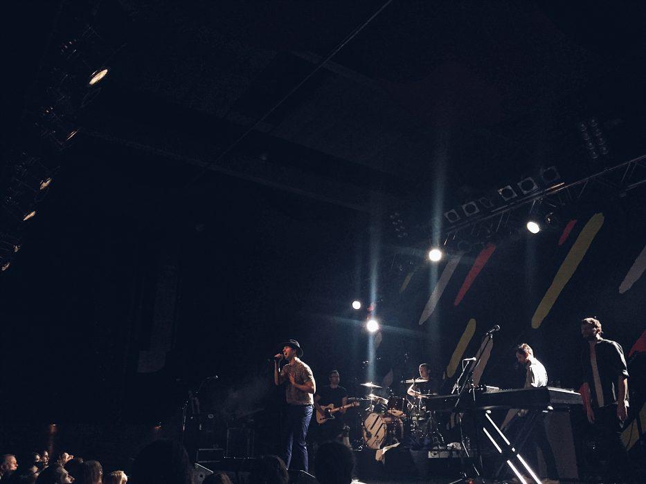 Maxïmo Park, Live Music Hall Koeln, 25.09.2017