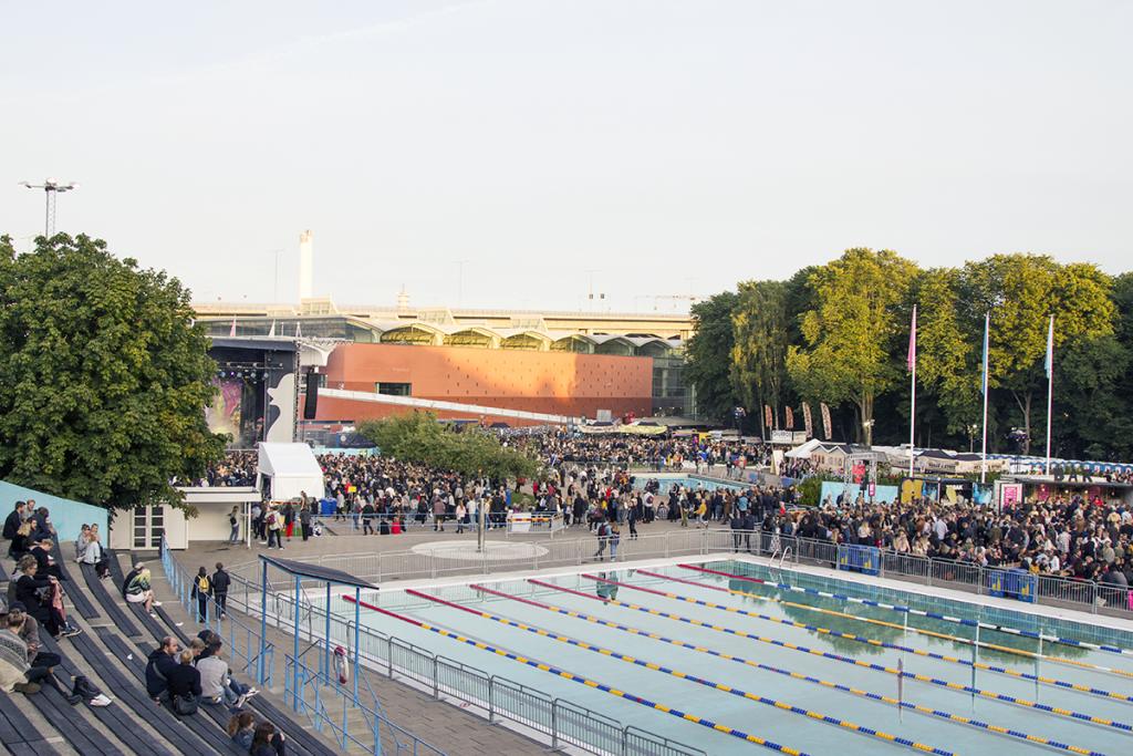 Popaganda Festivalgelände