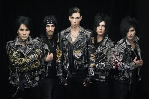 Black Veil Brides by Jonathan Weiner