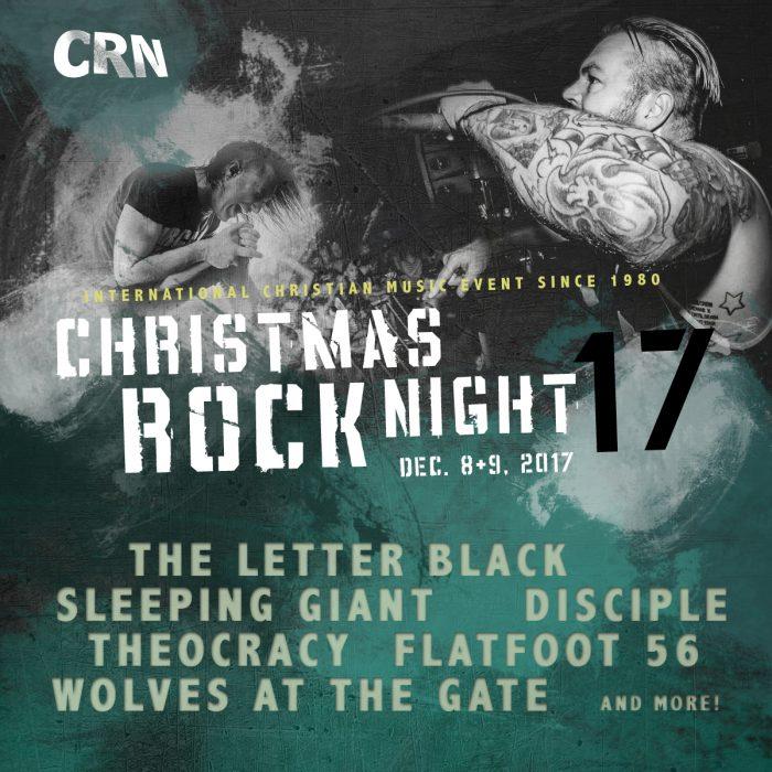 Die 38. Christmas Rock Night steht vor der Tür! - minutenmusik.
