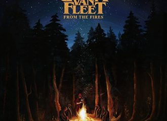 Greta Van Fleet. From The Fires