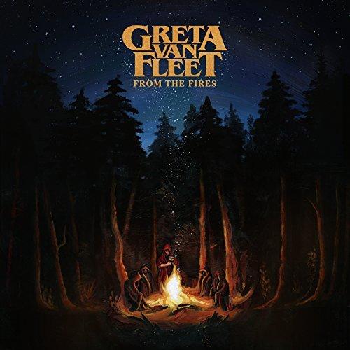 Greta Van Fleet. From The Fires