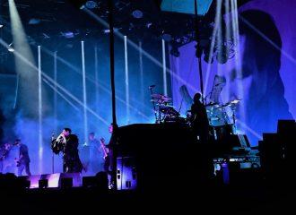 Marilyn Manson,Mitsubishi Electric Halle, Düsseldorf, 29.11.2017
