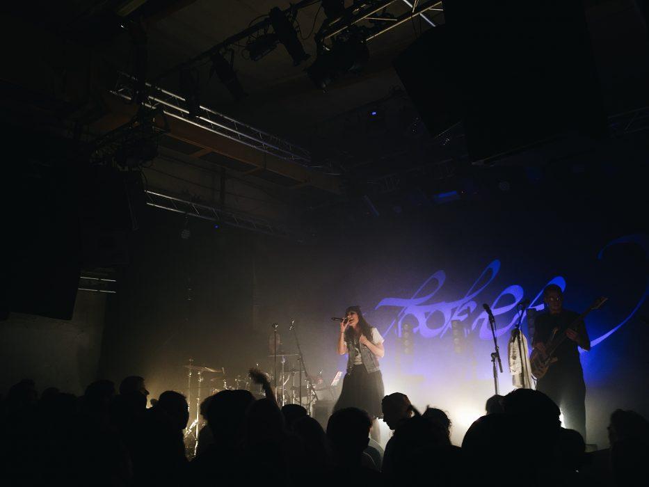 Sookee, Gebäude 9 Köln, 24.11.2017