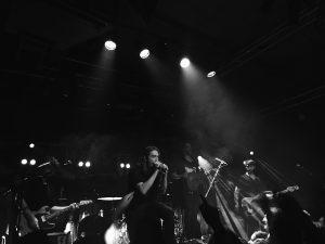 Fjort x Heisskalt, Gebauede 9 Koeln, 2017