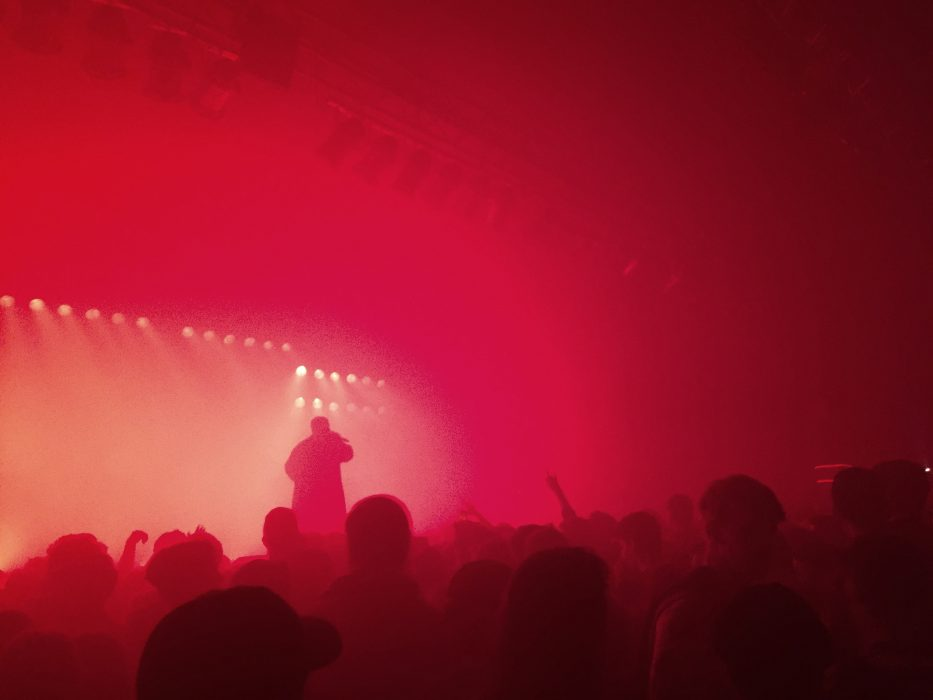Yung Lean, Live Music Hall Köln, 05.12.2017